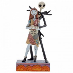 Disney Traditions - Fated Romance (Jack and Sally Figurine)