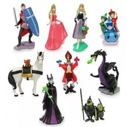 Disney Sleeping Beauty Deluxe Figurine Playset