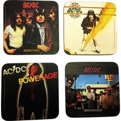 AC/DC Coaster Pack (4)