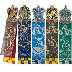 Harry Potter Bookmark 5-Pack Crest