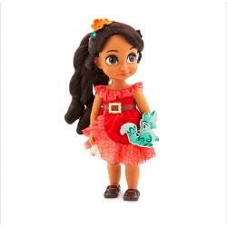 Disney Elena Of Avalor Animator Doll