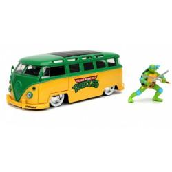 Turtles Leonardo 1962 VW Bus 1:24