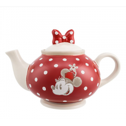 "Minnie Mouse Teapot ""Rouge"""