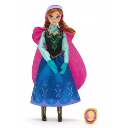Disney Anna Classic Doll, Frozen