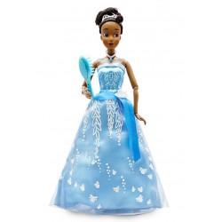 Disney Tiana Premium Doll with Light-Up Dress