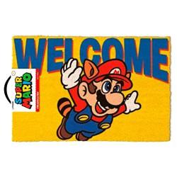 Nintendo Super Mario Welcome doormat