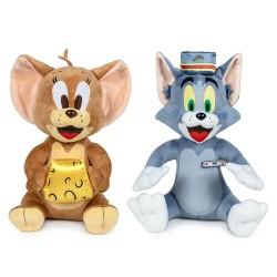Tom & Jerry Plush Set 25cm