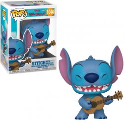 Funko Pop 1044 Stitch with Ukulele, Lilo & Stitch