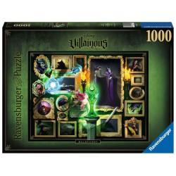 Disney Villainous Jigsaw Puzzle Maleficent (1000 pieces)