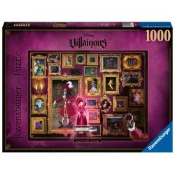 Disney Villainous Jigsaw Puzzle Captain Hook (1000 pieces)