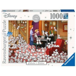 Disney Collector's Edition Jigsaw Puzzle 101 Dalmations (1000 pieces)