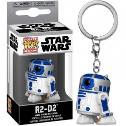 Star Wars Pocket POP! Vinyl Keychain 4 cm R2-D2