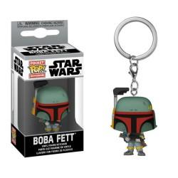 Star Wars Pocket POP! Vinyl Keychain 4 cm Boba Fett