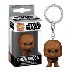 Star Wars Pocket POP! Vinyl Keychain 4 cm Chewbacca