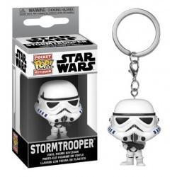Star Wars Pocket POP! Vinyl Keychain 4 cm Stormtrooper