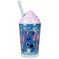 Disney Stitch Ice Cream Dome Tumbler with Straw