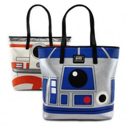 Loungefly R2-D2/BB-8 Two Sided Bag
