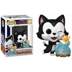 Funko Pop 1025 Figaro with Cleo, Pinocchio