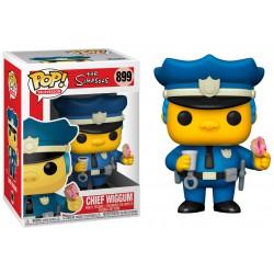 Funko Pop 899 Chief Wiggum, The Simpsons