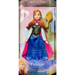 Disney Classic Doll - Anna With Hair Brush
