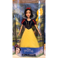Disney Classic Doll - Snow White With Hair Brush
