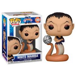 Funko Pop 1089 White Mamba, Space Jam 2