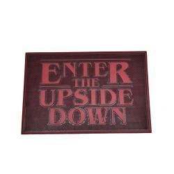 Stranger Things Doormat Upside Down 40 x 60 cm
