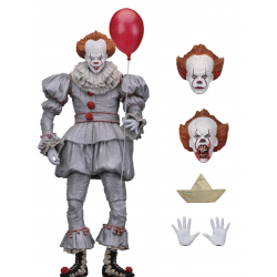 NECA IT Pennywise 2017 Figure