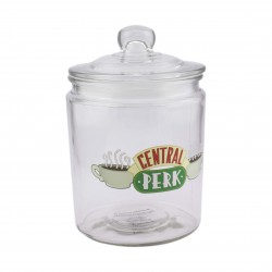 Friends: Central Perk Glass Cookie Jar