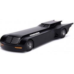 DC Comics: Animated Batmobile Black 1:32