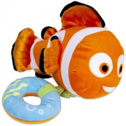 Disney Baby Nemo Plush Activity on card 20cm