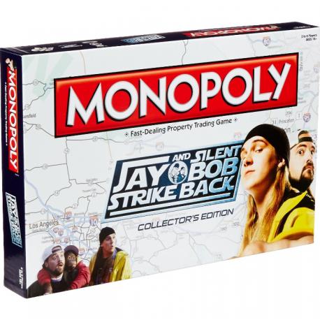 Jay & Silent Bob Strike Back Monopoly