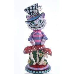 Hollywood Nutcracker Cheshire Cat, Alice In Wonderland