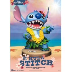Disney Master Craft Statue Hula Stitch 38 cm