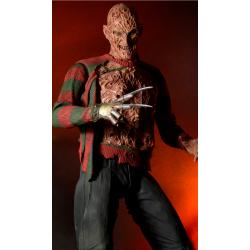 A Nightmare On Elm Street 3 1/4 Scale NECA Figure