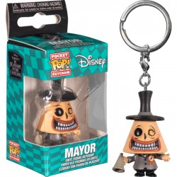 Pocket POP Keychain Disney Nightmare Before Christmas The Mayor