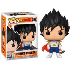 Funko Pop 863 Prince Vegeta, Dragon Ball Z