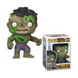 Funko Pop 659 Zombie Hulk, Marvel