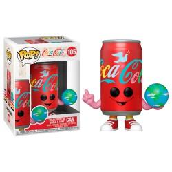 Funko Pop 105 Flowery Coca Cola Can
