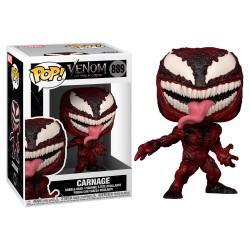 Funko Pop 889 Carnage, Venom 2
