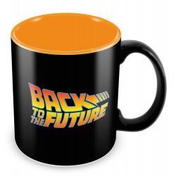 Back to the Future Mug Logo