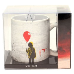 It You Will Float Too It Mug