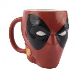 Marvel Deadpool 3D Mug