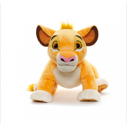 Disney The Lion King Simba Pluche Large