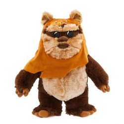 Disney Star Wars Return Of The Jedi Wicket Pluche Large