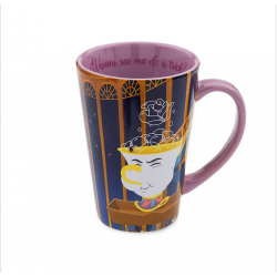 Disney Beauty & The Beast Chip Mug