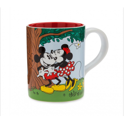 Disney Mickey & Minnie Vintage Mug