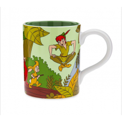Disney Peter Pan Vintage Mug