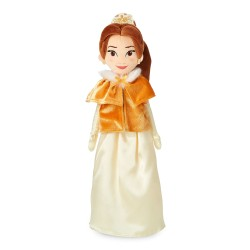 Disney Beauty & The Beast Belle Winter Pluche