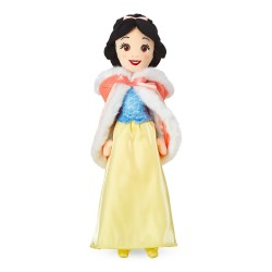 Disney Snow White Winter Pluche